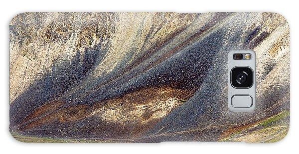 Mountain Abstract 2 Galaxy Case