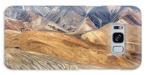 Mountain Abstract 4 Galaxy Case