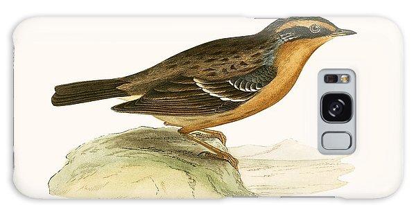 Song Bird Galaxy Case - Mountain Accentor, by English School