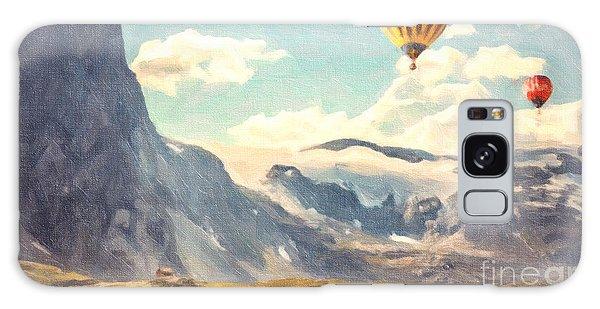 Mountain Air Balloons Galaxy Case