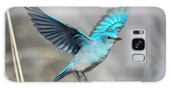 Bluebird Galaxy Case - Mountain Blue by Mike Dawson