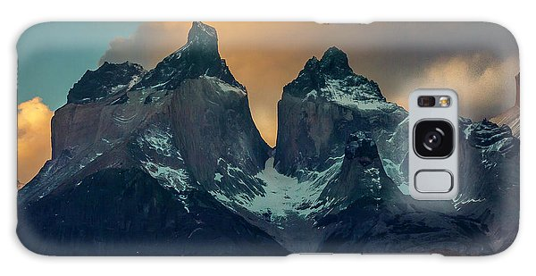 Mountain Evening Galaxy Case by Andrew Matwijec