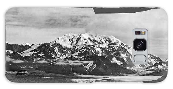 Mountain Flying Alaska Galaxy Case