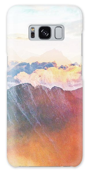 Mountain Glory Galaxy Case