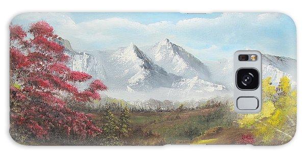 Mountain High Galaxy Case