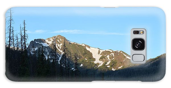 Mountain In Rocky Mountian Np Co Galaxy Case
