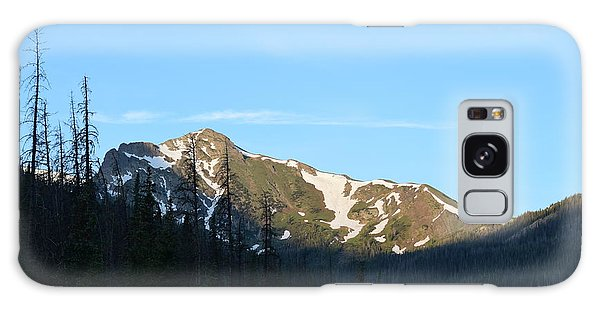 Mountain In Rocky Mountian Np Co Galaxy Case
