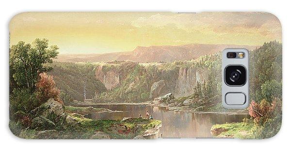 Mountain Lake Near Piedmont Galaxy Case
