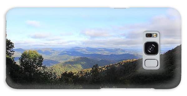 Mountain Landscape 1 Galaxy Case