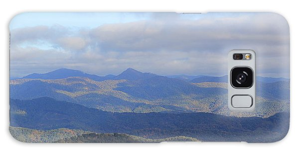 Mountain Landscape 3 Galaxy Case