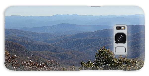 Mountain Landscape 4 Galaxy Case