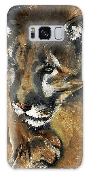 Mountain Lion - Guardian Of The North Galaxy Case by J W Baker