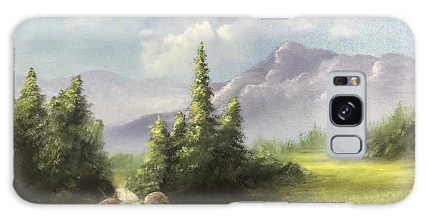 Mountain Meadow Galaxy Case