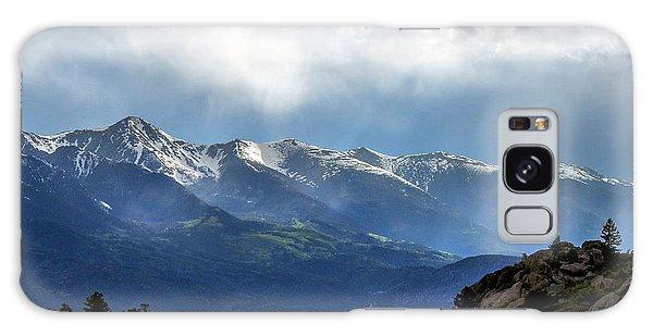 Mountain Moodiness Galaxy Case