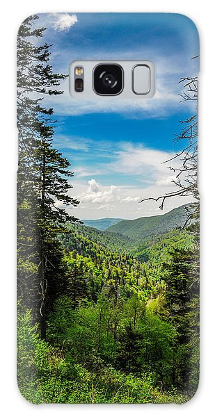 Mountain Pines Galaxy Case