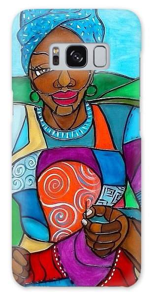 Mountain Quilter Galaxy Case by Jenny Pickens
