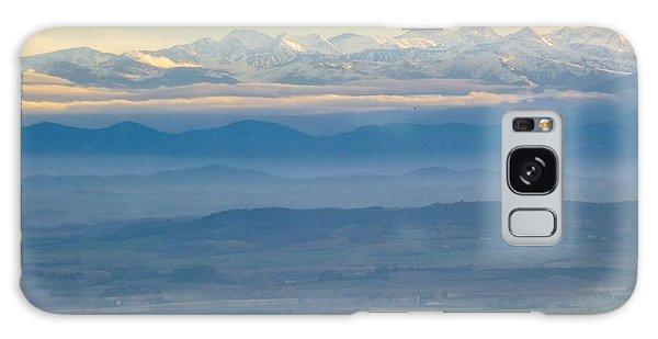 Mountain Scenery 11 Galaxy Case
