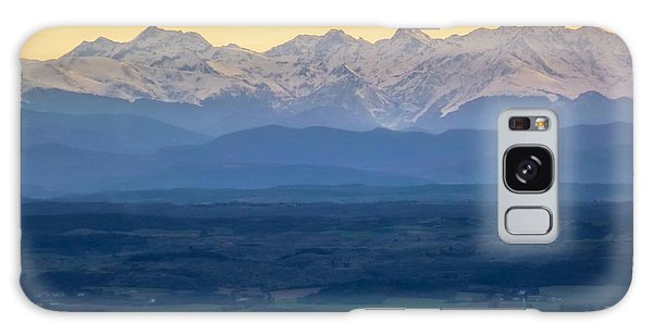 Mountain Scenery 15 Galaxy Case
