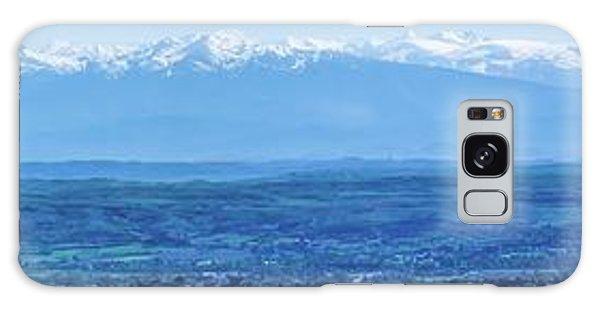 Mountain Scenery 16 Galaxy Case