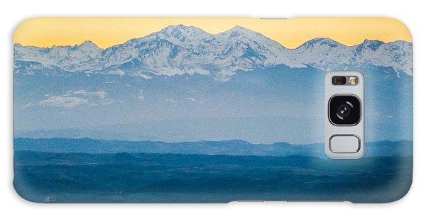 Mountain Scenery 7 Galaxy Case