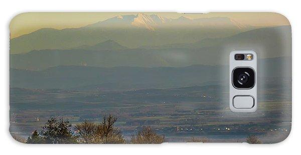 Mountain Scenery 8 Galaxy Case