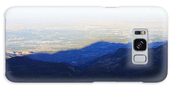 Mountain Shadow Galaxy Case