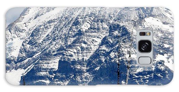Mountain Snow Galaxy Case