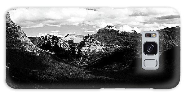 Mountain Valley Landscape Galaxy Case
