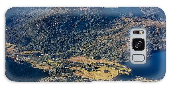 Mountain Valley Galaxy Case