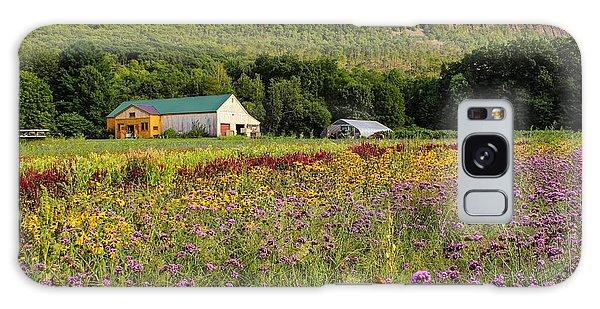 Mountain View Farm Easthampton Galaxy Case