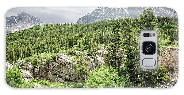 Mountain Vistas Galaxy Case