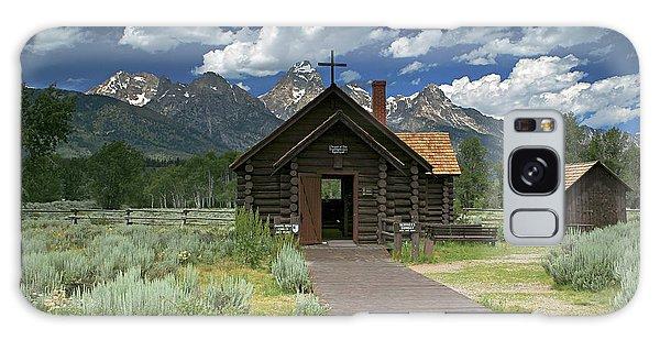 Mountain Worship Galaxy Case