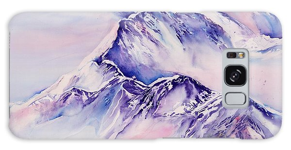 Mountains Above The Clouds No. 2 Galaxy Case
