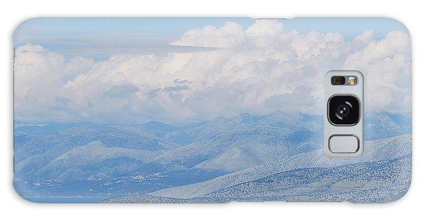 Mountains Far Away  3 Galaxy Case