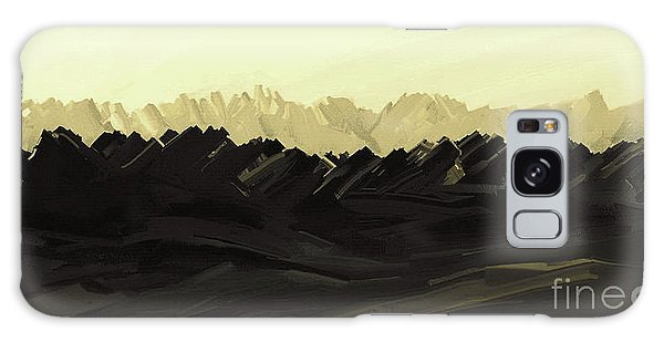 Mountains Of The Mohave Galaxy Case