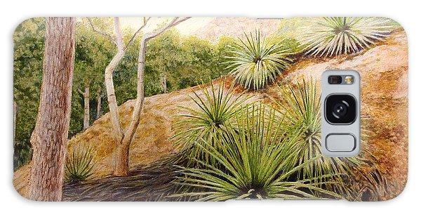 Mountian Yucca Galaxy Case