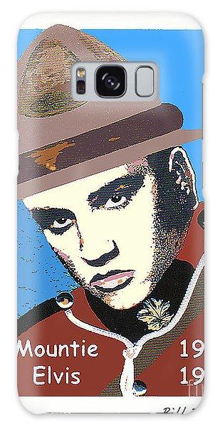 Mountie Elvis Galaxy Case