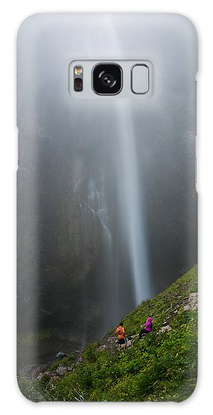 Moutain Waterfalls 5817 Galaxy Case