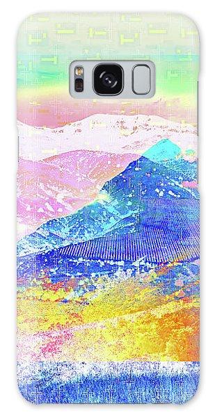 Move Mountain Galaxy Case