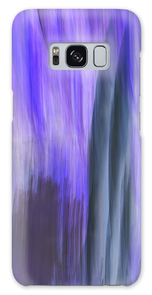 Moving Trees 37-36 Portrait Format Galaxy Case