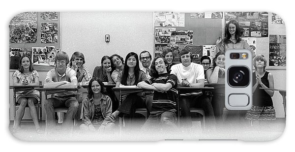 Mr. Clay's Ap English Class Galaxy Case