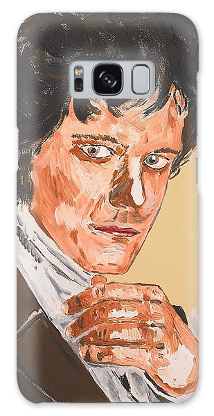 Mr. Darcy Galaxy Case