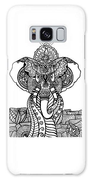 Mr. Elephante Galaxy Case
