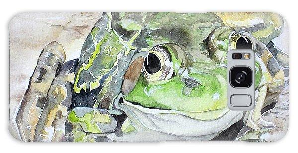 Mr Frog  Galaxy Case