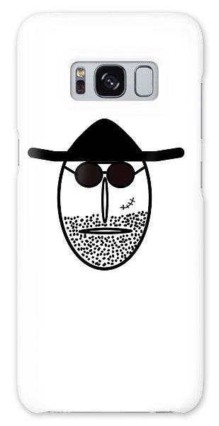 Mr Mf Is Scarface  Galaxy Case
