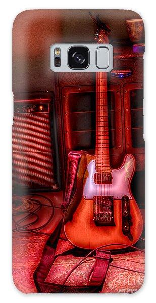 Mr. Scratch's Axe Galaxy Case by Dan Stone