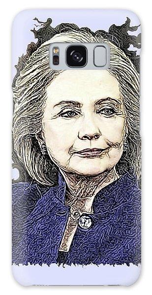 Mrs Hillary Clinton Galaxy Case