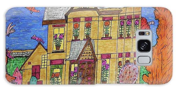 Mrs. Robert Stephenson Home. Galaxy Case by Jonathon Hansen