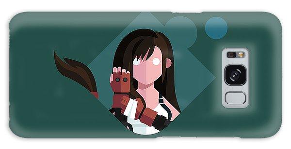 Ms. Lockhart Galaxy Case by Michael Myers