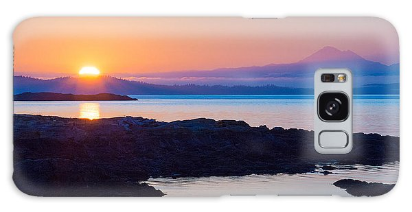 Mt. Baker Sunrise Galaxy Case by Keith Boone